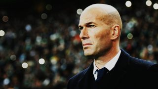 Lisbon, Portugal. 22nd November, 2016. SPORTING-REAL MADRID - Zidane in action during UEFA Champions League football match between Sporting and Real Madrid, in Lisbon, Portugal. Photo: Bruno de Carvalho/ImagesPic © imagespic/Alamy Live News