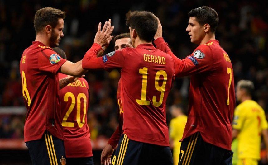Crtice s kvalifikacija za Euro: Španjolska titanska vezna linija, talijanska kanonada i pad Irske
