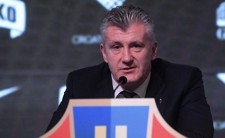 Sve formalnosti su odrađene: Šuker je smijenjen, a novi predsjednik HNS-a je Marijan Kustić