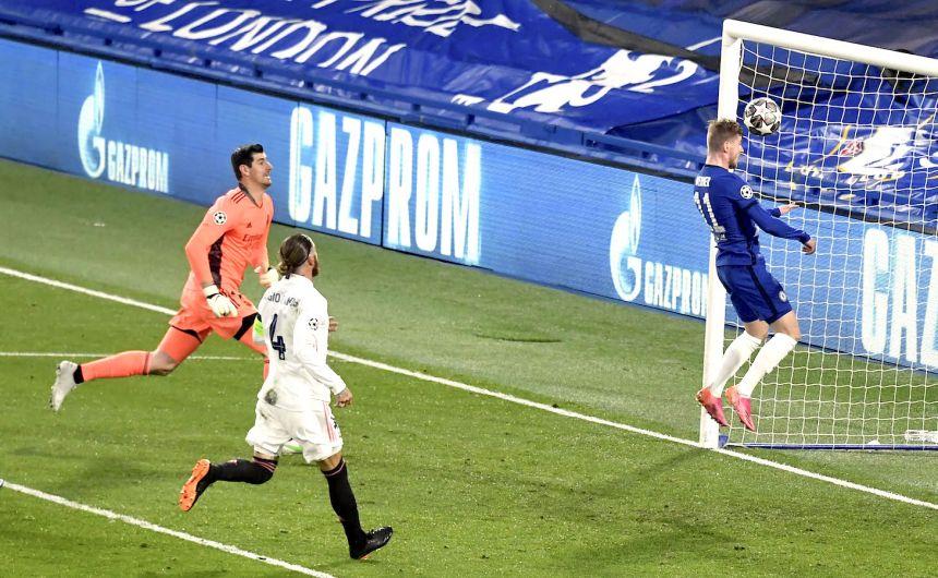 Chelsea je ponizio Real