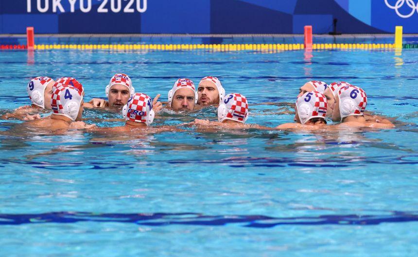 Hrvatski vaterpolisti pobijedili su u Tokiju Crnu Goru